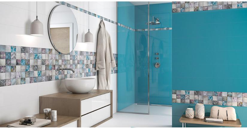 ¿Cómo escoger un buen azulejo para tu cocina o baño?