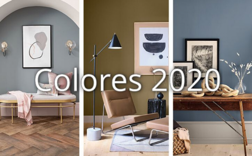 tendencias colores para casas 2020