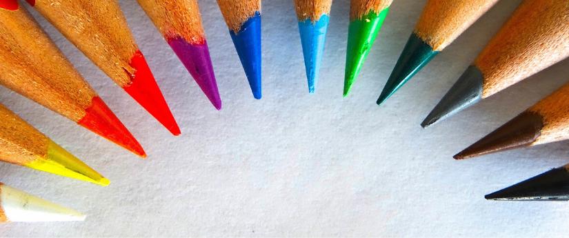 Cómo usar la rueda de colores