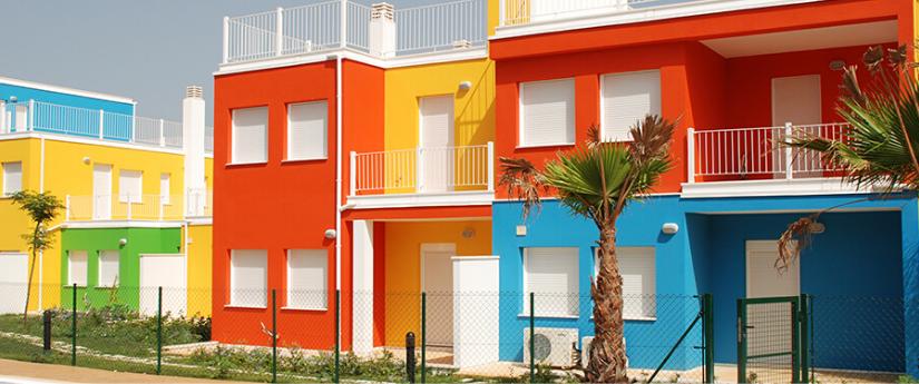 Ideas para pintar el exterior de tu casa