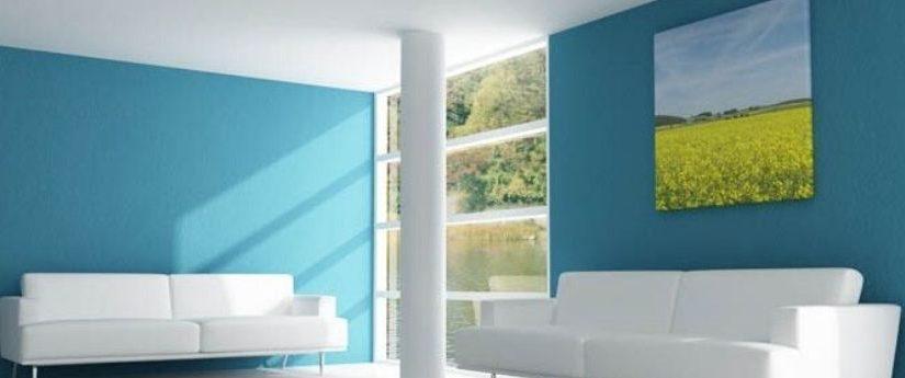Elige tu pintura interior y dale un nuevo especto a tus habitaciones