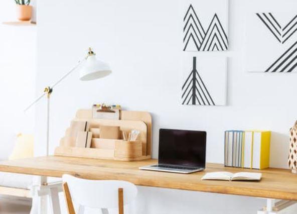 Cómo elegir el mejor color para tu oficina en casa