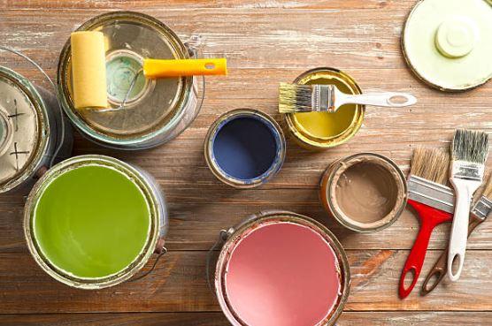 ¿Cuál es la diferencia entre látex y pintura acrílica?