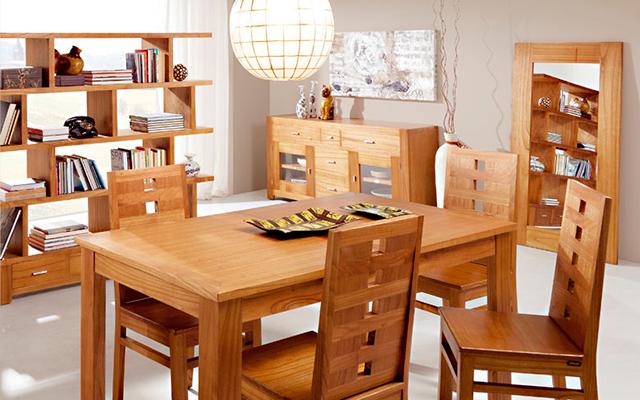 tipos de madera y barnices para muebles