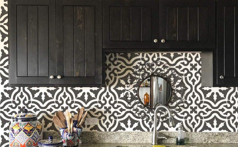 Ideas de pintura decorativa para cocinas