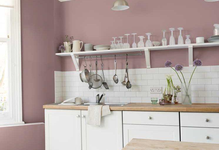 Tips para pintar una cocina