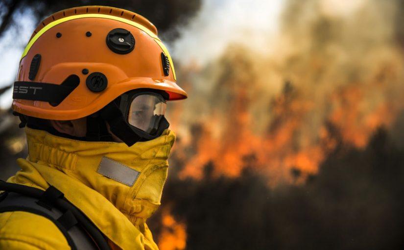 ¿Tu máscara te protege del humo de incendios?