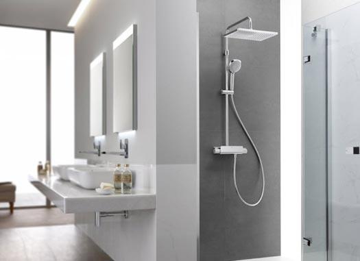 Cómo elegir una ducha para tu baño