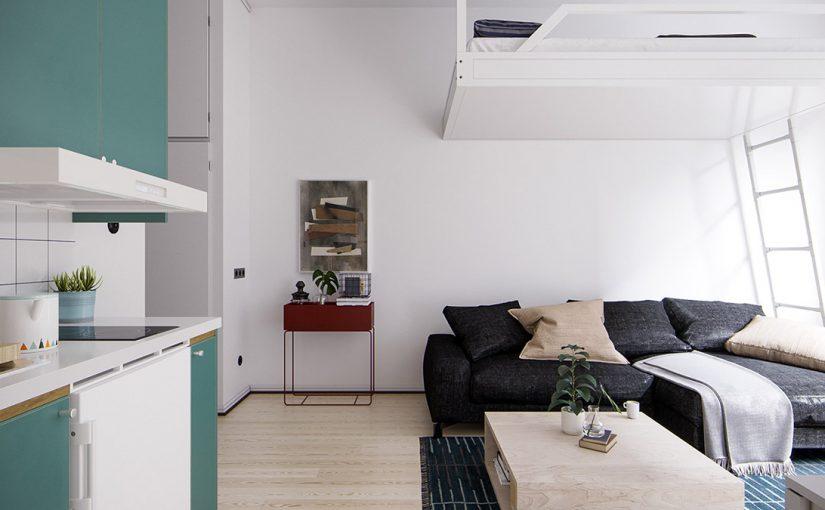Cómo decorar un apartamento pequeño