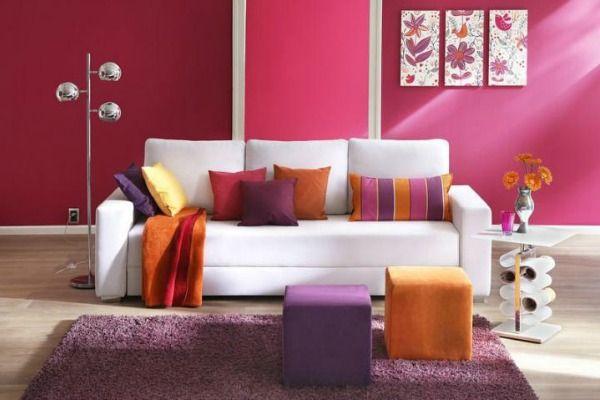 Selecciona los colores adecuados para tu hogar