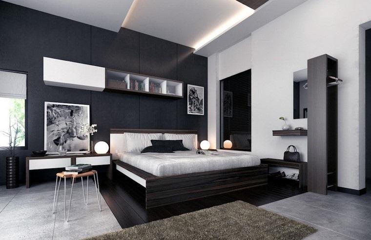 5 datos que debes saber para pintar un cuarto de negro