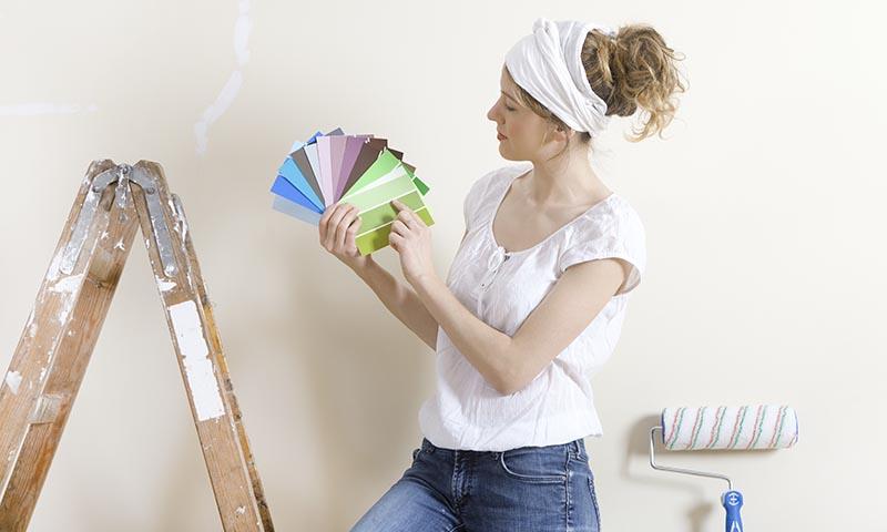 Consejos prácticos para pintar el cuarto perfecto