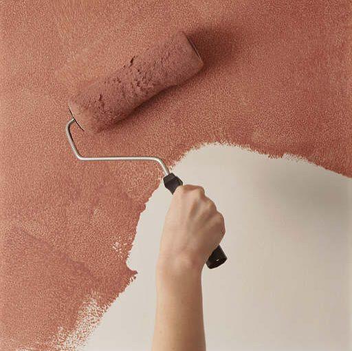 Tips para pintar paredes texturizadas