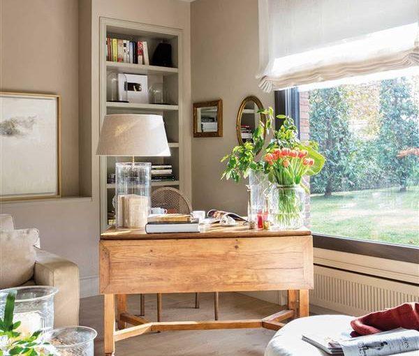 Cómo pintar y barnizar muebles correctamente