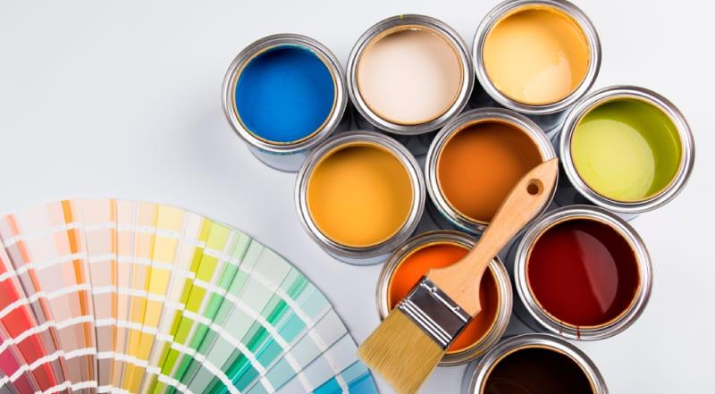 Cómo comprar la mejor pintura para interiores