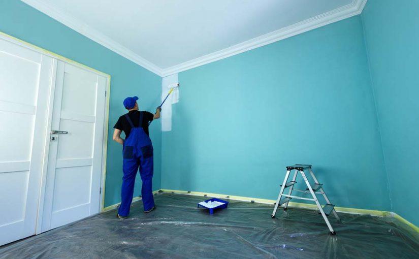 pintar los interiores 2